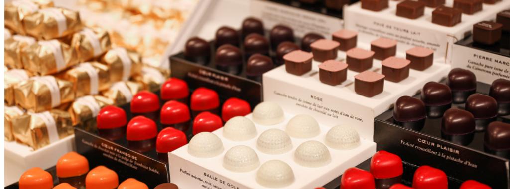 Chocolatiers du gourmet