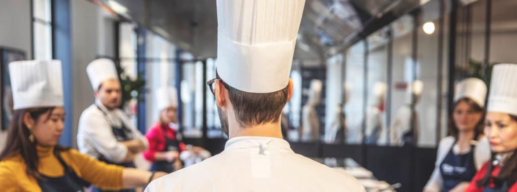 Cours de cuisine Ferrandi Paris