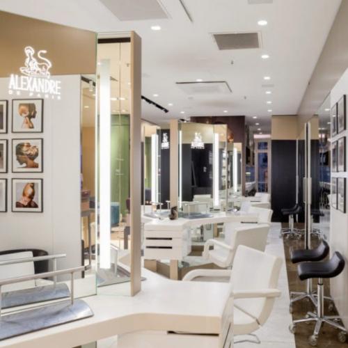 Alexandre de Paris Salon de coiffure