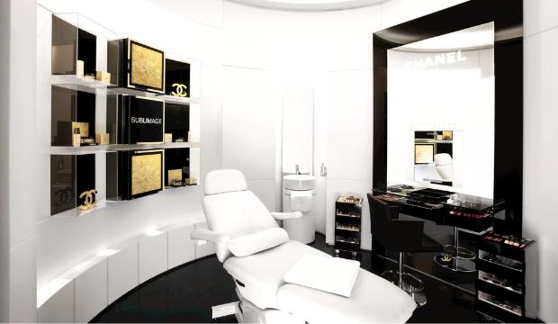 Institut soins Chanel