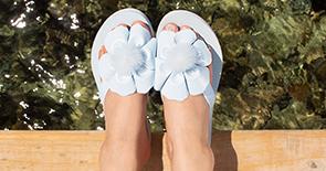 Ugg-Sandals