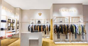 Marque Versace - Galeries Lafayette Haussmann