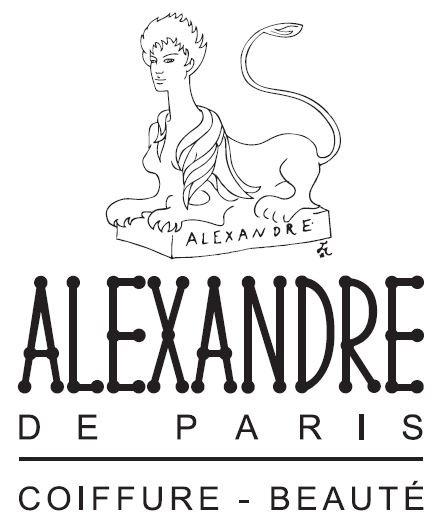 Alexandre de paris, coiffure et beauté