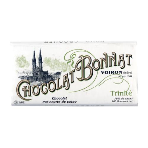 Chocolat Bonnat tablette