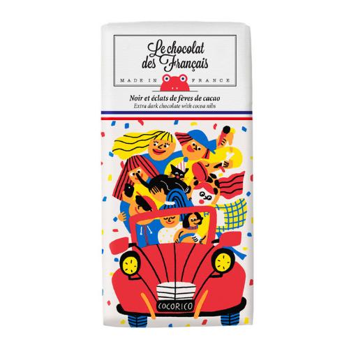 Chocolat des français tablette