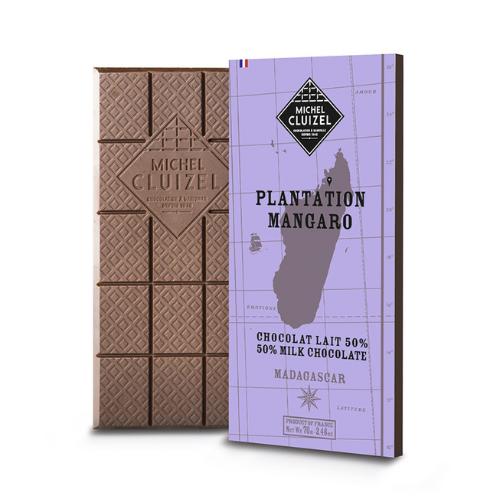 manufacture Cluizel tablette chocolat
