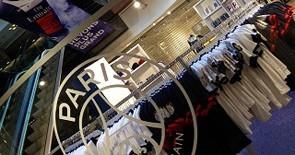 Corner PSG magasin