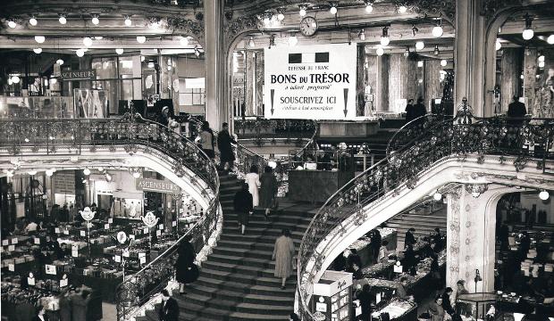 Histoire du magasin