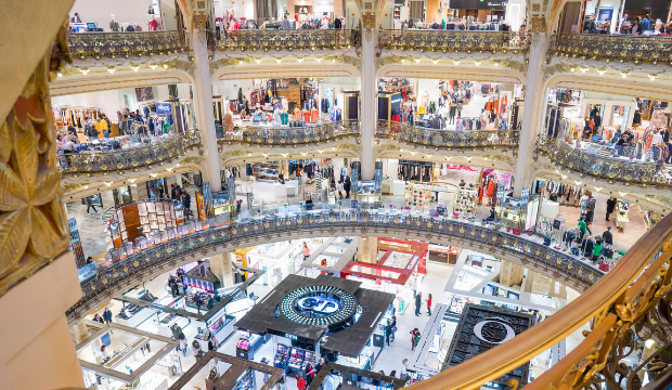 Marques Galeries Lafayette