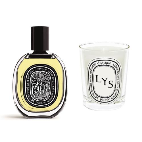 Diptyque parfums bougies
