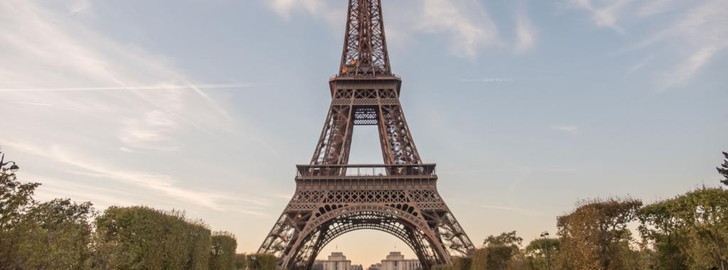 Tour Eiffel touristique